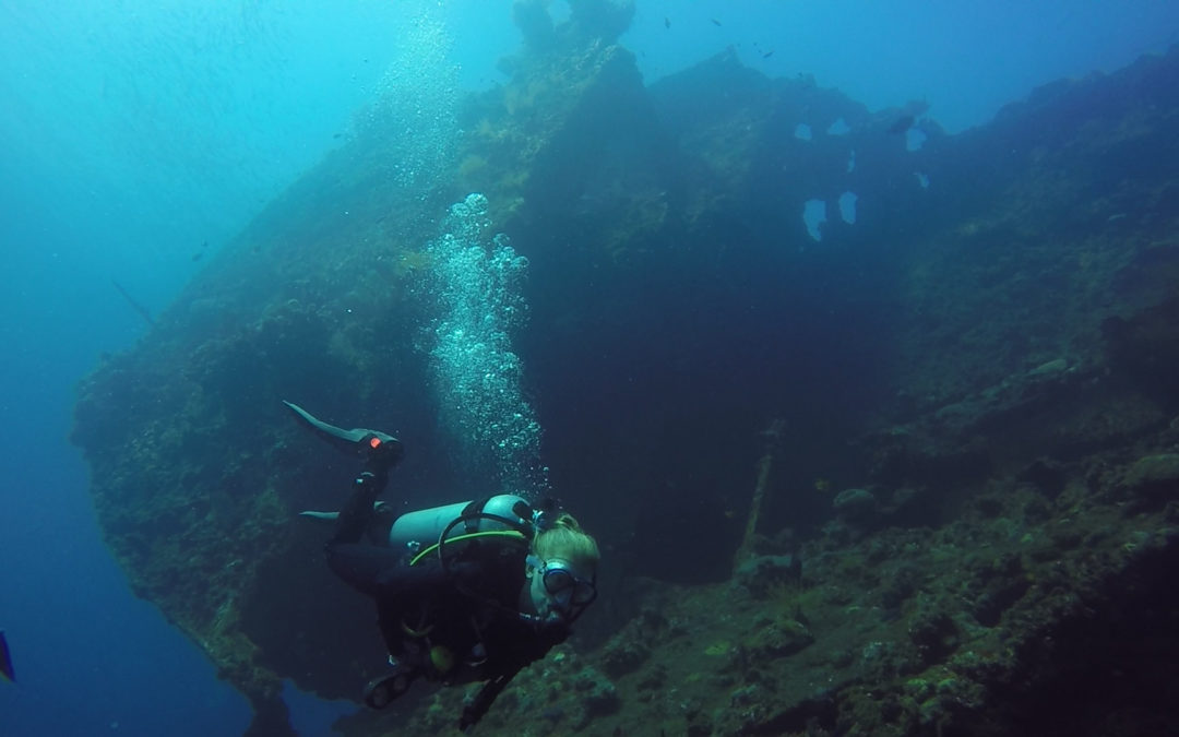 Why you should come to Amed for diving