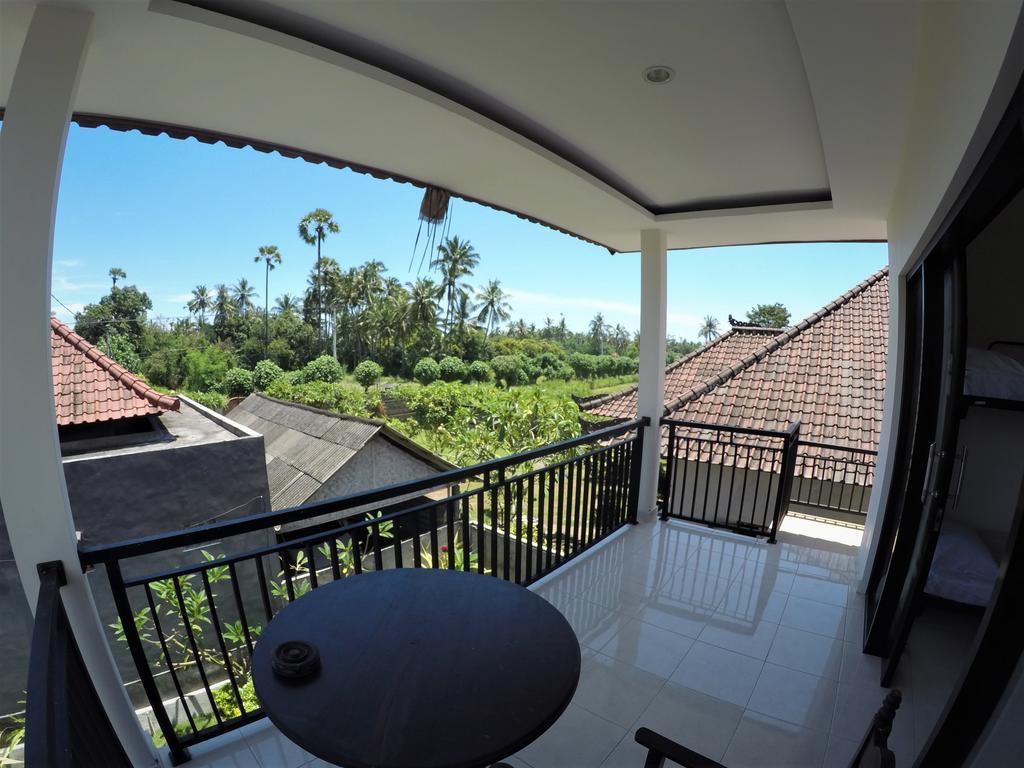 Terrace bedroom 4 people
